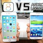The Battle Royale Between Android Lollipop and iOS 8.1