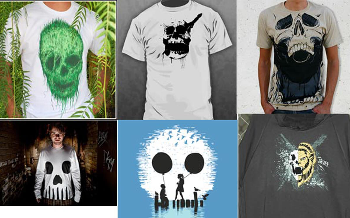 Wear your T shirt in these 5 Ways to 'WOO EVERYONE'!