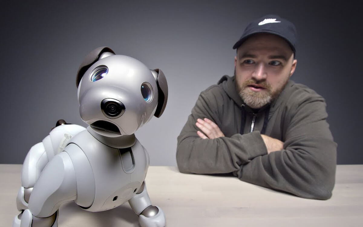 Your Pet Animal Could Be A Robot