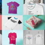 Find The Classic Printed Brand T Shirt Over The Online